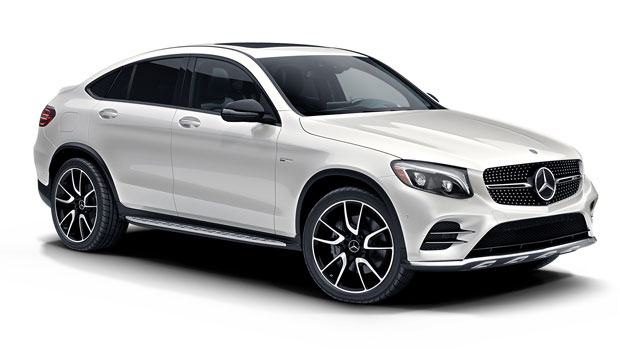 2018 Amg Glc 43 Coupe Mercedes Benz