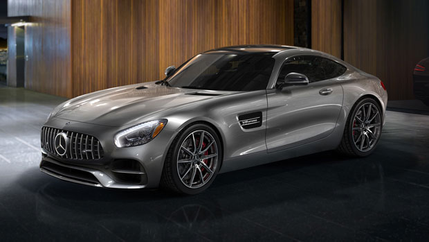 2018 Amg Gt S Coupe Model 030 Mcf